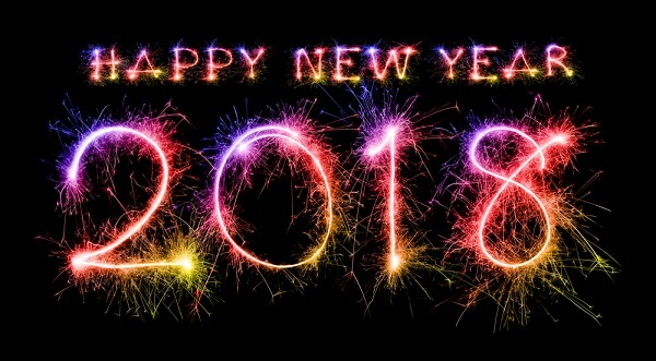 we look forward to working with all of you in 2018